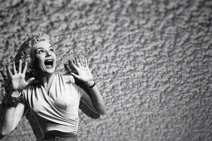 Asbestos Popcorn Ceilings: What Is Considered Safe? - HazPro